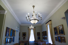 Museu do âmbar Imagens de Stock Royalty Free