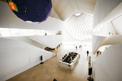 Museu do Amanha de janeiro Ρίο Στοκ φωτογραφία με δικαίωμα ελεύθερης χρήσης