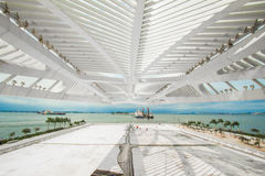 Museu do Amanha de janeiro Ρίο Στοκ εικόνα με δικαίωμα ελεύθερης χρήσης