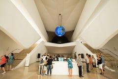 Museu do Amanha de janeiro Ρίο Στοκ Εικόνες