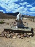 Museu do ar livre de Goldwell, o Vale da Morte Imagens de Stock Royalty Free