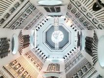 Museu do arsenal, Leeds, Reino Unido imagens de stock