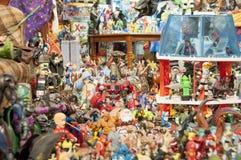 Museu do boneco de ação Fotos de Stock
