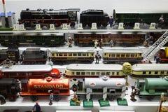 Museu do brinquedo em Munich Foto de Stock