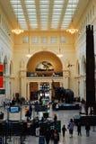 Museu do campo foto de stock