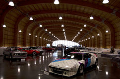 Museu do carro de América Imagem de Stock Royalty Free