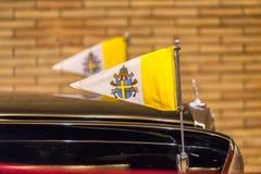Museu do carro do papa imagens de stock