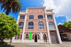 Museu do Carro Electrico Stock Afbeeldingen