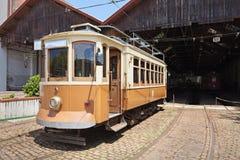 Museu do Carro Electrico Στοκ φωτογραφίες με δικαίωμα ελεύθερης χρήσης