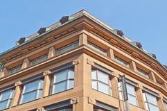 Museu do Cubism checo em Praga Fotografia de Stock Royalty Free