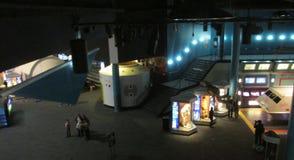 Museu do curso da NASA Johnson Space Center Public Space Fotografia de Stock Royalty Free