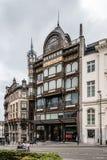 Museu do instrumento musical em Bruxelas imagem de stock royalty free