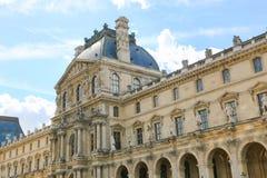 Museu do Louvre - Paris Imagem de Stock