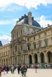 Museu do Louvre - Paris Fotografia de Stock Royalty Free