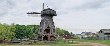 Museu do moinho de Olds Fotos de Stock Royalty Free