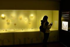 Museu do ouro em Bogotá Imagem de Stock Royalty Free