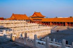 Museu do palácio no Pequim Imagem de Stock