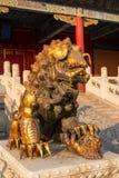 Museu do palácio no Pequim Fotografia de Stock