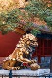Museu do palácio no Pequim Foto de Stock Royalty Free