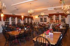 Museu do tea party de Boston em Boston, EUA o 11 de dezembro de 2016 Fotografia de Stock
