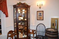 Museu do tea party de Boston em Boston, EUA o 11 de dezembro de 2016 Imagens de Stock Royalty Free