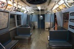 Museu 178 do trânsito de New York Fotos de Stock Royalty Free