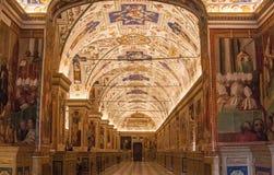 Museu do Vaticano  imagem de stock royalty free