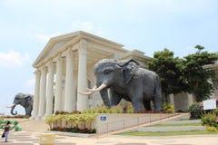 MUSEU DOS ANIMAIS SELVAGENS EM BATU MALANG EAST JAVA INDONÉSIA Imagens de Stock