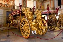 Museu dos Coches Lisbon Fotografia Royalty Free