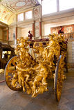 Museu dos Coches Lisbon Zdjęcia Royalty Free