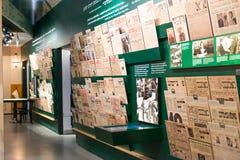 Museu dos judeus do polonês da história Imagem de Stock Royalty Free