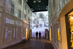 Museu dos judeus do polonês da história Imagens de Stock Royalty Free