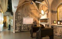 Museu dos judeus do polonês da história Imagens de Stock