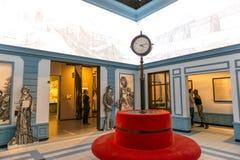 Museu dos judeus do polonês da história Fotos de Stock Royalty Free