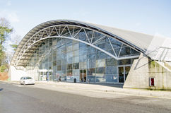 Museu dos marcos miliários, Basingstoke Foto de Stock Royalty Free