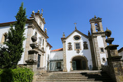 Museu dos Terceiros. In Ponte de Lima, a town in the Northern Minho region in Portugal Royalty Free Stock Photo
