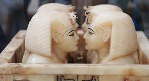 Museu egípcio foto de stock