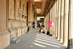 Museu em Berlim, Alemanha Fotografia de Stock Royalty Free
