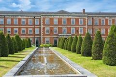 Museu em casernas da península, Winchester do Gurkha em Hampshire, Inglaterra foto de stock royalty free