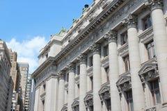 Museu em New York imagens de stock