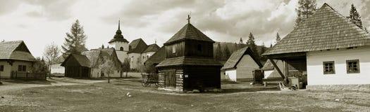 Museu em slovakia Pribilina Fotografia de Stock Royalty Free