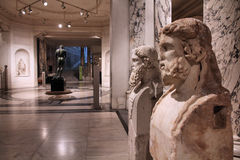 Museu em Viena Fotografia de Stock Royalty Free