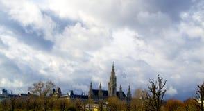 Museu em Viena Foto de Stock Royalty Free