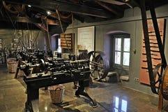 Museu etnológico de Montseny foto de stock royalty free