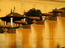museu för konstcatalunya D Royaltyfria Bilder