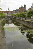 Museu Flehite na cidade de Amersfoort Imagens de Stock Royalty Free
