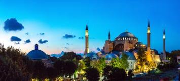 Museu Hagia Sophia de Ayasofya em Istambul fotografia de stock