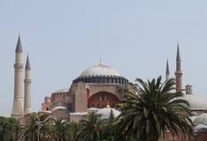 Museu Hagia Sophia, Istambul Fotografia de Stock Royalty Free