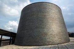 Museu Houston do holocausto em Houston, TX fotos de stock