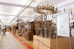 Museu imperial da coleção da mobília, Viena, Áustria fotos de stock royalty free